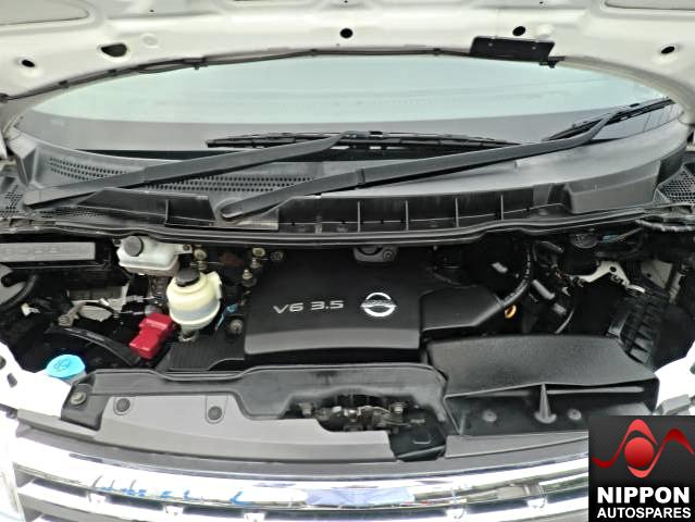 Elgrand E51 35 V6 Vq35de Engine